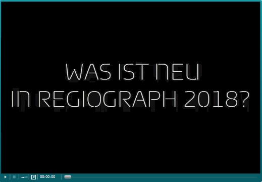 """Was ist neu in RegioGraph 2018"""""""